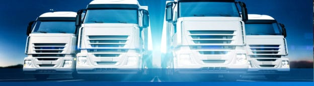 Driverless lorries